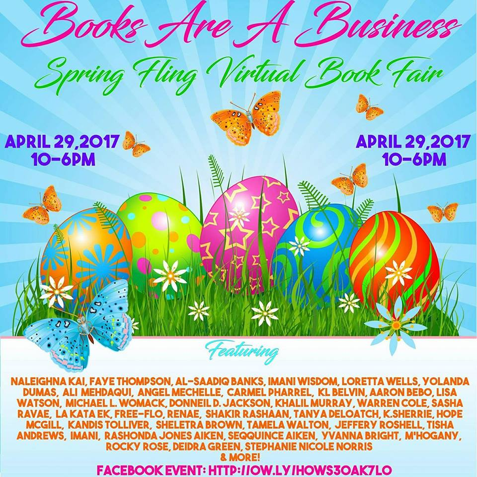 Spring 2017 Virtual Book Fair